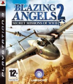 PS3 Blazing Angels 2 : Secret Missions of WWII