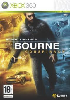 Xbox 360 The Bourne Conspiracy
