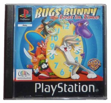 PS1 Bugs Bunny : Lost In Time