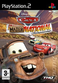 PS2 Cars Mater-National