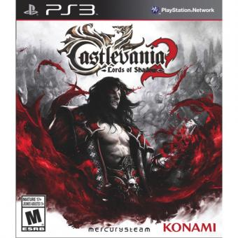 PS3 Castlevania : Lords Of Shadow 2