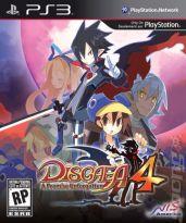 PS3 Disgaea 4 : A Promise Unforgotten