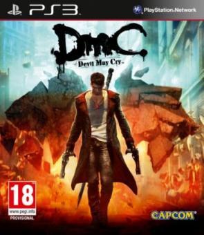 PS3 DMC Devil May Cry