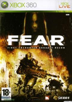 Xbox 360 F.E.A.R. First Encounter Assault Recon