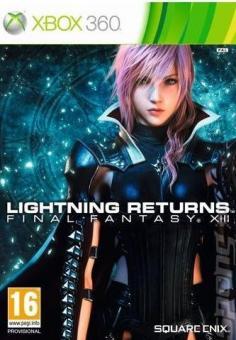 Xbox 360 Final Fantasy XIII : Lightning Returns