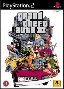 PS2 GTA 3