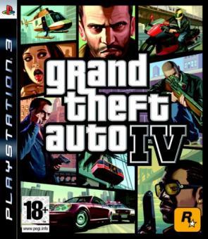 PS3 GTA IV
