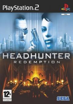 PS2 Headhunter Redemption