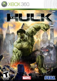 Xbox 360 The Incredible Hulk
