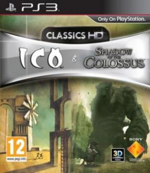 PS3 Ico And Shadow Of The Colossus Classics HD