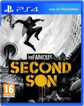 PS4 Infamous : Second Son