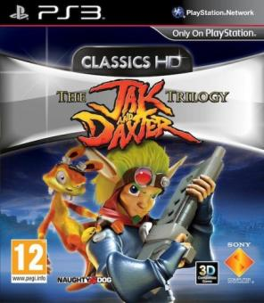 PS3 The Jak And Daxter Trilogy HD