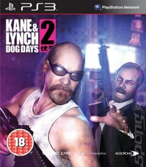 PS3 Kane And Lynch 2 : Dog Days
