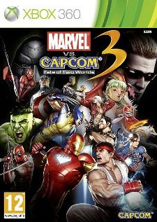 Xbox 360 Marvel Vs. Capcom 3 : Fate Of Two Worlds