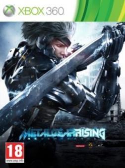 Xbox 360 Metal Gear Rising Revengeance