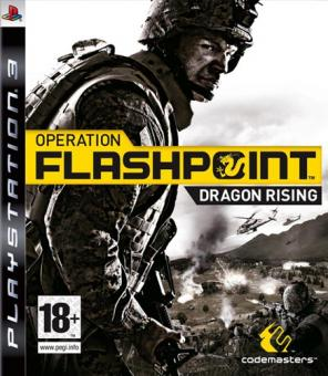 PS3 Operation Flashpoint : Dragon Rising