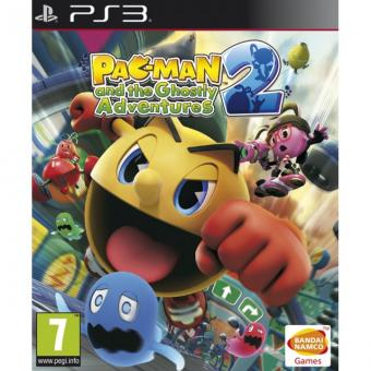 PS3 Pacman And The Ghostly Adventures 2