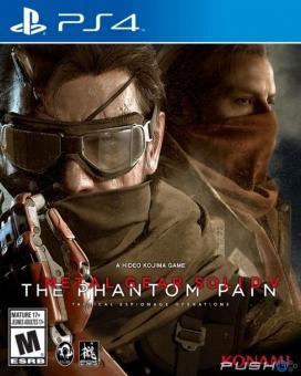 PS4 Metal Gear Solid V : Phantom Pain