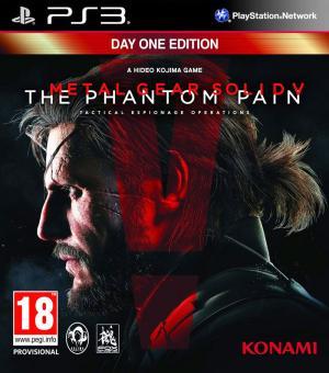 PS3 Metal Gear Solid 5 : The Phantom Pain
