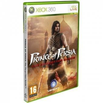 Xbox 360 Prince Of Persia : The Forgotten Sands