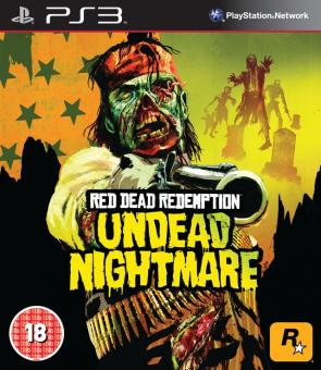 PS3 Red Dead Redemption : Undead Nightmare