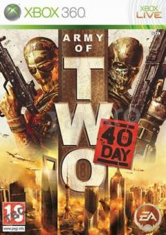 Xbox 360 Army Of Two : The 40th Day