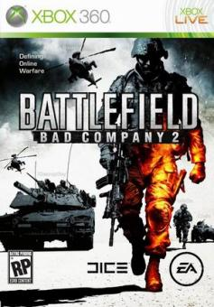 Xbox 360 Battlefield : Bad Company 2
