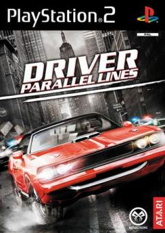 PS2 Driver 4 : Parallel Lines