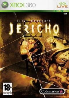 Xbox 360 Clive Barker's Jericho