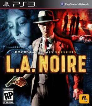 PS3 L.A. Noire