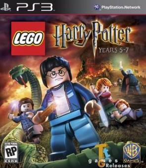 PS3 Lego Harry Potter : Years 5 - 7
