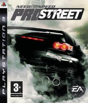 PS3 Need For Speed Prostreet