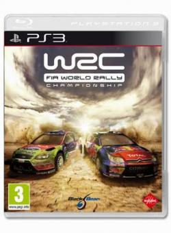 PS3 WRC : FIA World Rally Championship