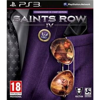 PS3 Saints Row IV