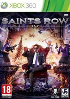 Xbox 360 Saints Row IV
