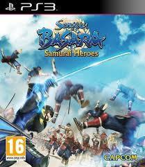 PS3 Sengoku Basara : Samurai Heroes