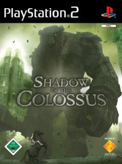 PS2 Shadow Of The Colossus