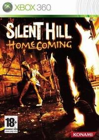 Xbox 360 Silent Hill Homecoming