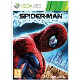 Xbox 360 Spiderman : Edge Of Time