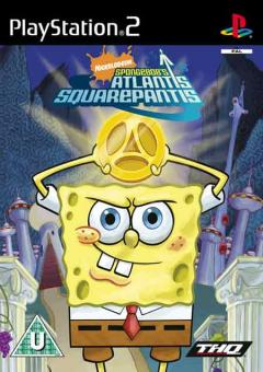 PS2 Spongebob Atlantis Squarepantis