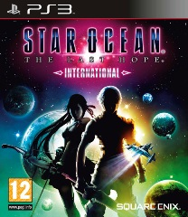 PS3 Star Ocean The Last Hope : International