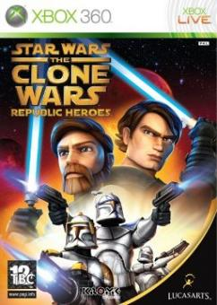 Xbox 360 Star Wars The Clone Wars : Republic Heroes