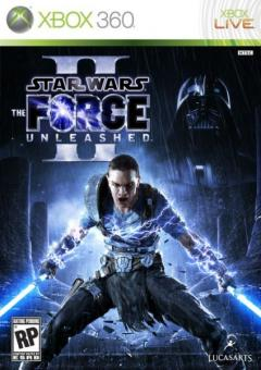 Xbox 360 Star Wars : The Force Unleashed 2