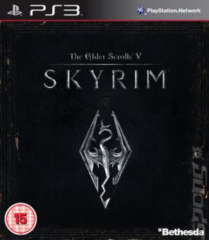 PS3 The Elder Scrolls V : Skyrim