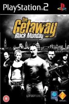 PS2 The Getaway : Black Monday