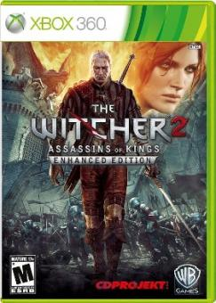 Xbox 360 The Witcher 2 : Assassins Of Kings Enhanced Edition