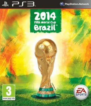 PS3 2014 World Cup Brazil