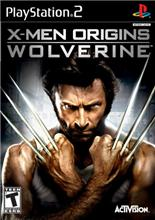 PS2 X-Men Origins : Wolverine