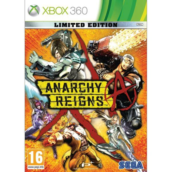 Xbox 360 Anarchy Reigns (Limited Edition)