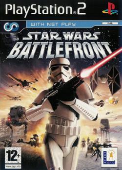 PS2 Star Wars Battlefront
